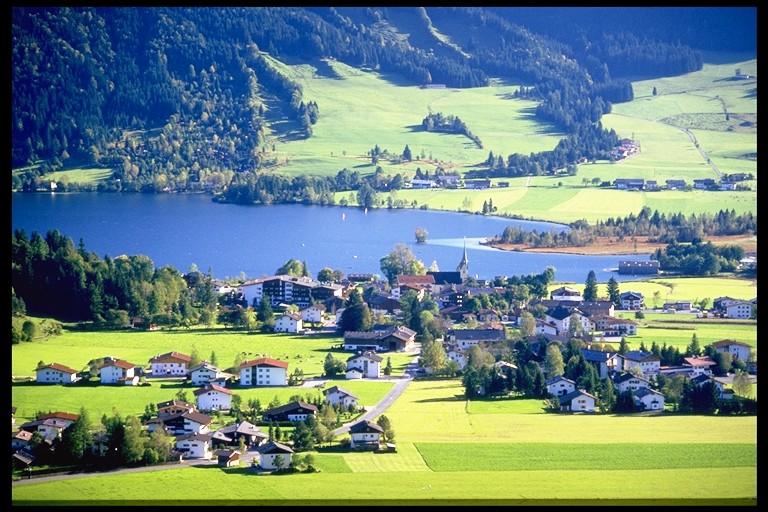 Foto: Elisabeth Sock / Wandertour / Vom Walchsee auf den Heuberg / 22.10.2008 13:51:33