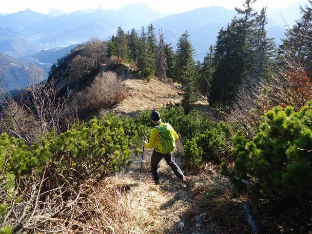 Foto: Günter Siegl / Wander Tour / Von der Viehtaleralm auf die Bodenwies / 20.11.2011 21:43:07