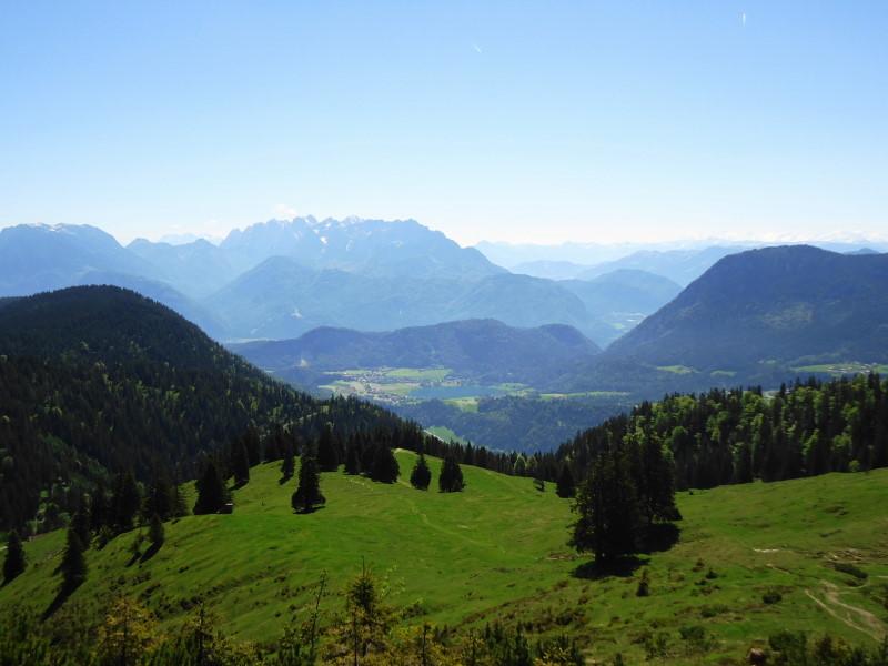 Foto: Günter Siegl / Wander Tour / Vom Ursprungpaß zum Trainsjoch / Thiersee / 05.06.2017 22:37:44