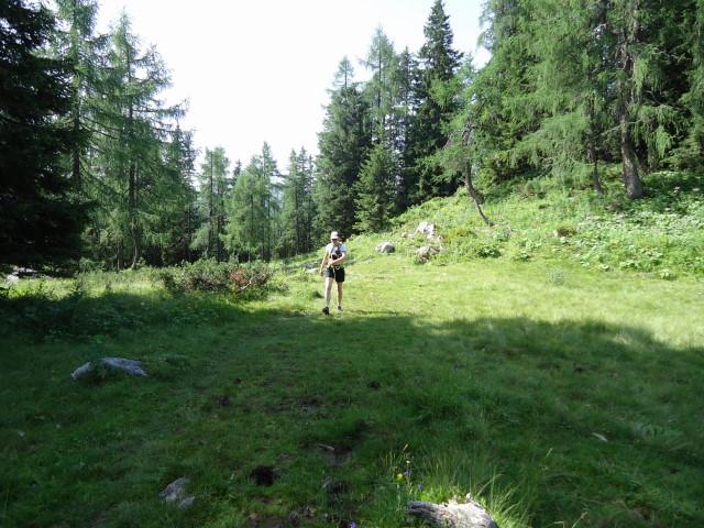 Foto: Günter Siegl / Wander Tour / Vom Gleinkersee auf den Seespitz / 28.07.2012 21:10:11