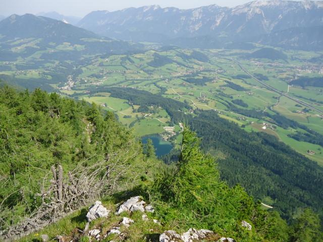 Foto: Günter Siegl / Wander Tour / Vom Gleinkersee auf den Seespitz / Gleinkersee  / 28.07.2012 21:09:50