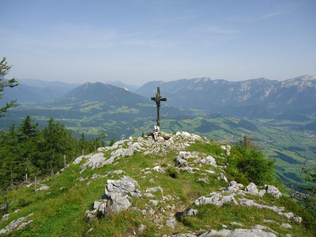 Foto: Günter Siegl / Wander Tour / Vom Gleinkersee auf den Seespitz / 28.07.2012 21:09:42