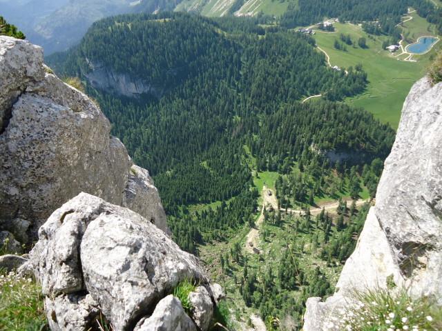 Foto: Günter Siegl / Wander Tour / Vom Gleinkersee auf den Seespitz / 28.07.2012 21:08:46