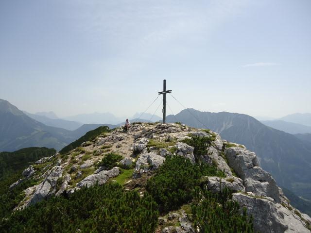 Foto: Günter Siegl / Wander Tour / Vom Gleinkersee auf den Seespitz / Stubwieswipfel / 28.07.2012 21:07:31