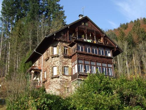 Foto: hofchri / Wander Tour / Von St.Gilgen nach St.Wolfgang auf dem Wallfahrerweg über den Falkenstein, 750m /