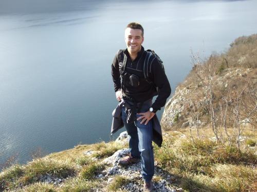 Foto: hofchri / Wander Tour / Von St.Gilgen nach St.Wolfgang auf dem Wallfahrerweg über den Falkenstein, 750m / noch einen Meter zurück... / 23.11.2009 20:01:46