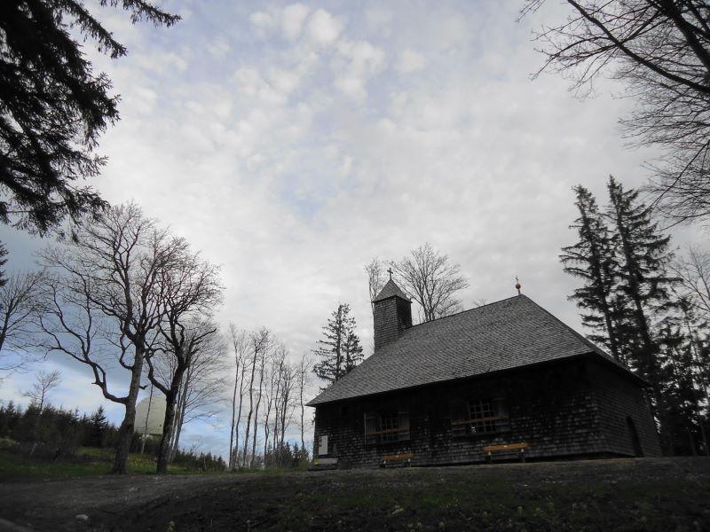 Foto: Günter Siegl / Wander Tour / Von Mondsee auf den Kolomannsberg, 1114m / Wallfahrtskirche St. Koloman / 07.05.2015 11:02:01