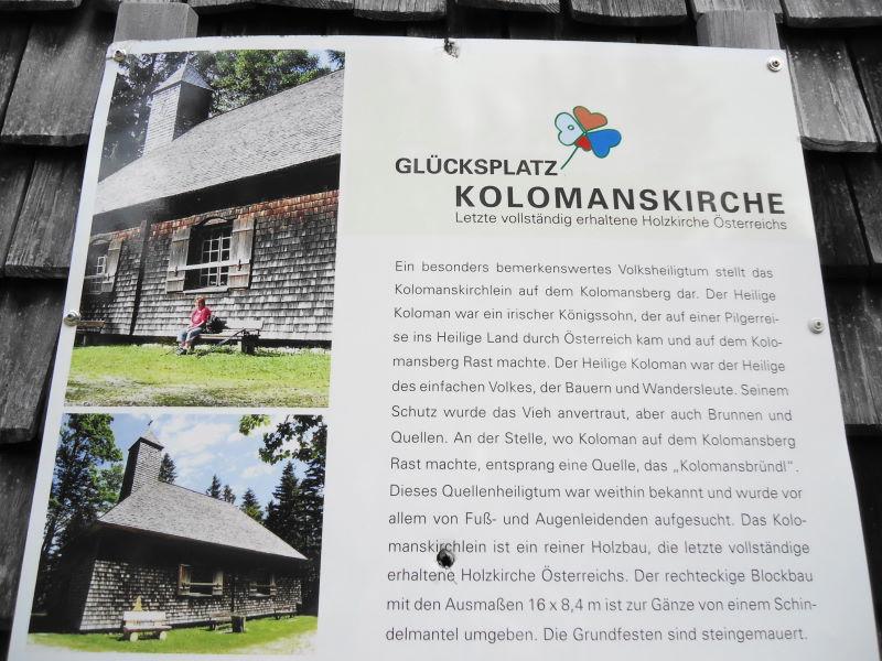 Foto: Günter Siegl / Wander Tour / Von Mondsee auf den Kolomannsberg, 1114m / 07.05.2015 11:01:15