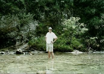 Foto: Wolfgang Dröthandl / Wander Tour / Ötschergräben - Grand Canyon Niederösterreichs / An heißen Tagen und dementsprechendem Wasserstand an manchen Stellen möglich...9. 6. 2007 / 16.05.2011 16:30:49