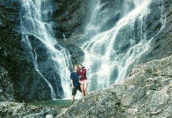 Foto: Wolfgang Dröthandl / Wander Tour / Ötschergräben - Grand Canyon Niederösterreichs / Mirafall - ein romantischer Abenteuerspielplatz...20. 5. 2004 / 16.05.2011 16:35:52