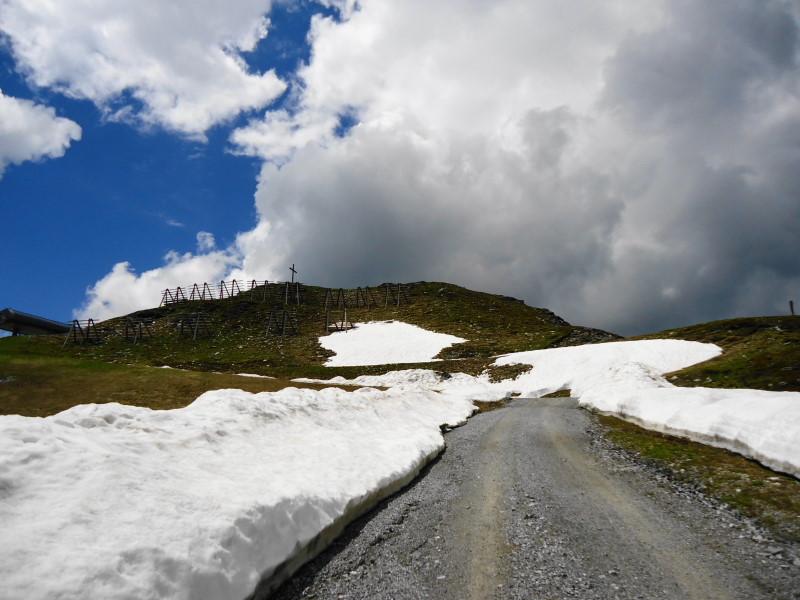 Foto: Günter Siegl / Wander Tour / Königsleitenspitze / 26.06.2014 11:27:04