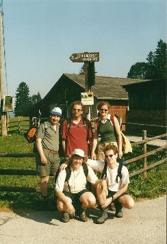 Foto: Wolfgang Dröthandl / Wander Tour / Von Kulm auf den Grimming / Abgang Kulm / 16.05.2011 14:38:23