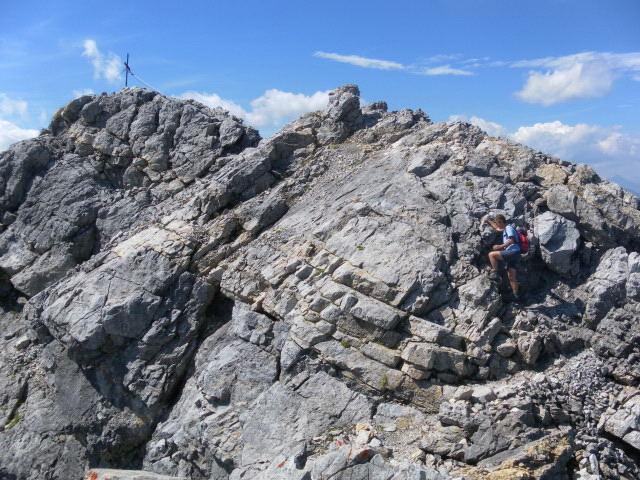 Foto: Wolfgang Lauschensky / Wandertour / Neukarsee und Faulkogel / zum Gipfel / 05.08.2012 22:18:45