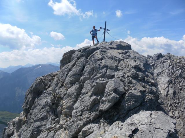 Foto: Wolfgang Lauschensky / Wander Tour / Neukarsee und Faulkogel / Faulkogel Nordgipfel / 05.08.2012 22:18:34