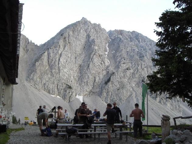 Foto: mave / Wander Tour / Vom Bodental auf den Hochstuhl / 20.07.2008 22:02:28