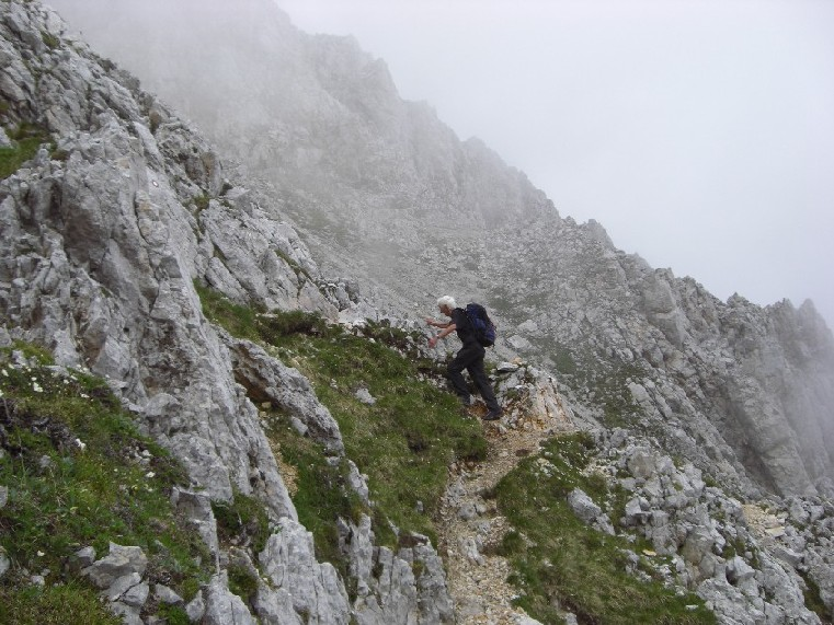 Foto: mave / Wander Tour / Vom Bodental auf den Hochstuhl / 20.07.2008 22:02:41
