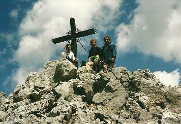 Foto: Wolfgang Dröthandl / Wander Tour / Vom Bodental auf den Hochstuhl / Gipfel Bielschitza / 16.05.2011 17:03:50