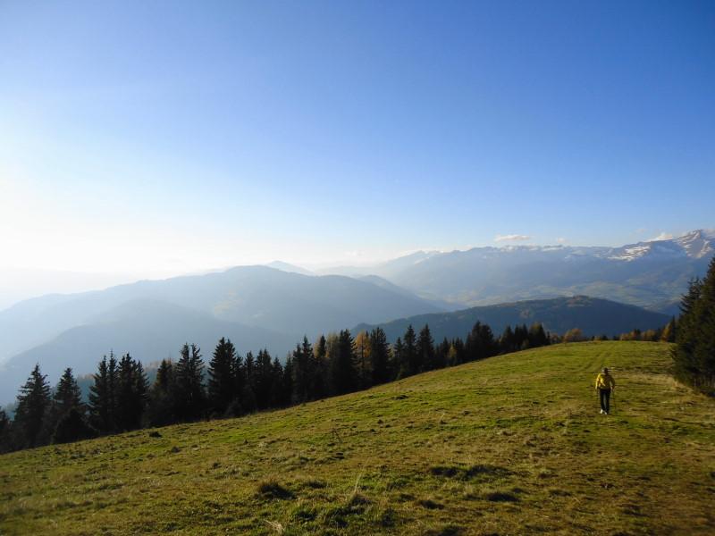 Foto: Günter Siegl / Wander Tour / Von Oberwölz auf den Pleschaitz / 08.11.2014 18:30:01