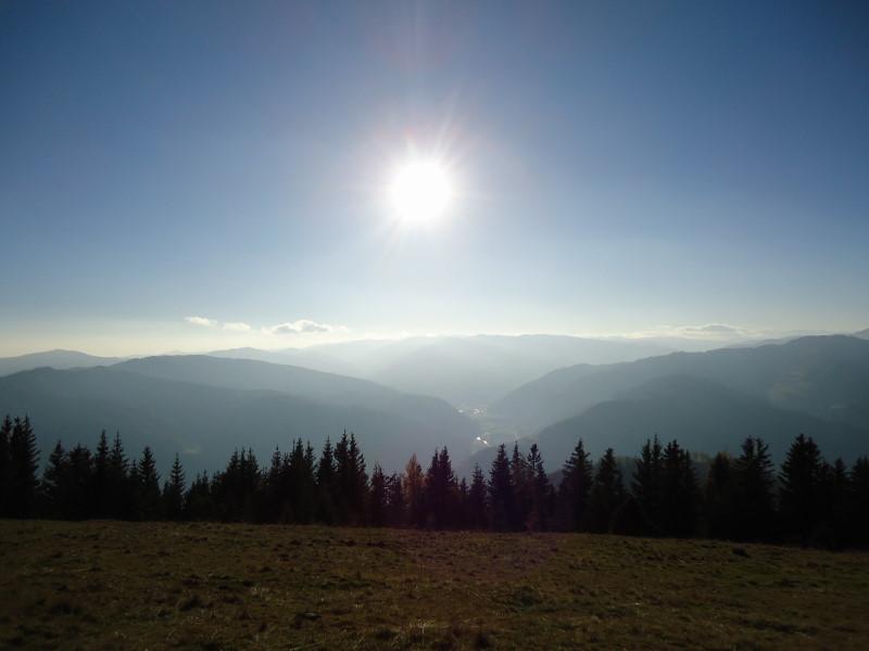Foto: Günter Siegl / Wander Tour / Von Oberwölz auf den Pleschaitz / Murtal / 08.11.2014 18:30:29