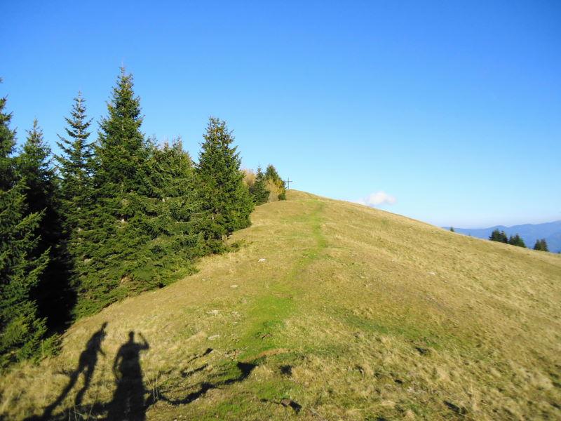Foto: Günter Siegl / Wander Tour / Von Oberwölz auf den Pleschaitz / 08.11.2014 18:29:53