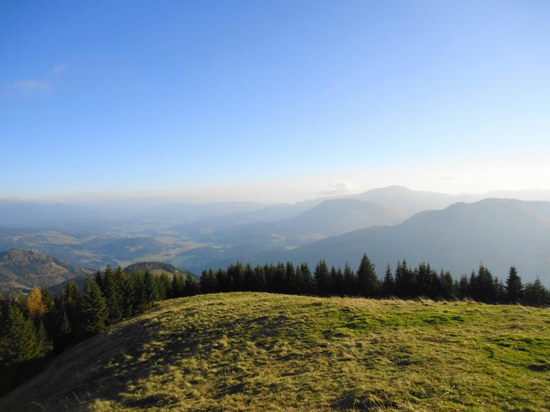 Foto: Günter Siegl / Wander Tour / Von Oberwölz auf den Pleschaitz / 08.11.2014 18:28:12