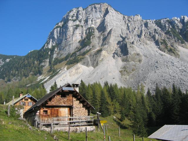 Foto: pepi4813 / Wander Tour / Von Lupitsch auf den Sandling / Sandling / 18.07.2009 22:08:43