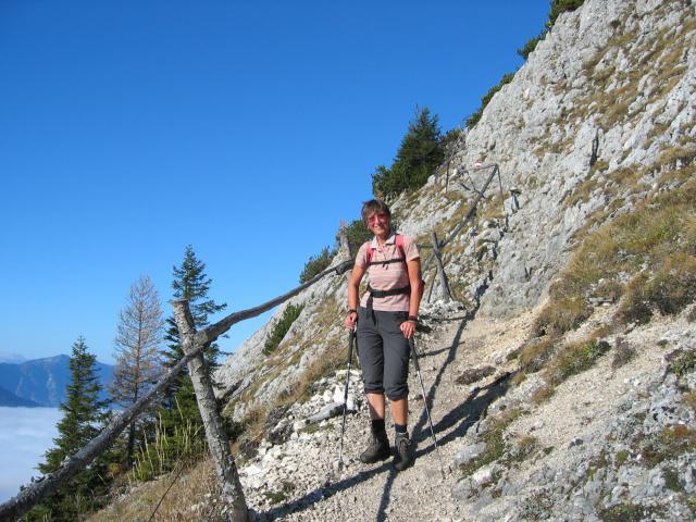 Foto: pepi4813 / Wander Tour / Von Altaussee auf die Trisselwand / Aufstieg zum Trisselkogel / 18.07.2009 18:07:14