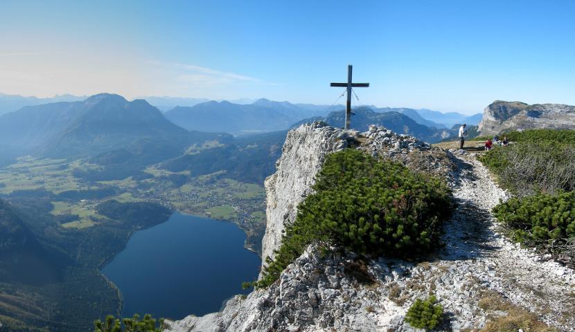 Foto: pepi4813 / Wander Tour / Von Altaussee auf die Trisselwand / Am Trisselkogel / 18.07.2009 18:07:26