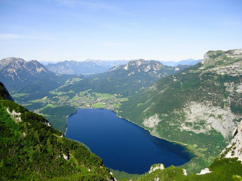 Foto: Günter Siegl / Wander Tour / Von Altaussee auf die Trisselwand / Altausseer See / 13.07.2014 14:23:53