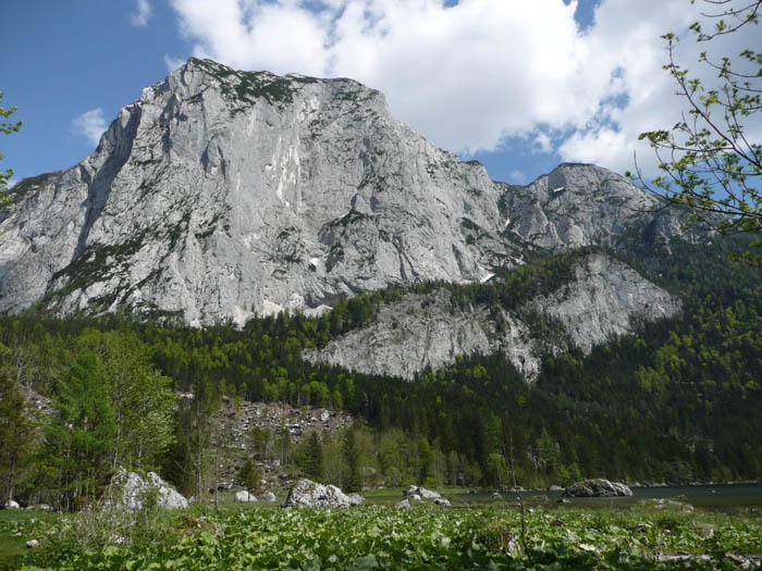 Foto: Lenswork.at / Ch. Streili / Wander Tour / Von Altaussee auf die Trisselwand / 15.05.2008 21:29:27