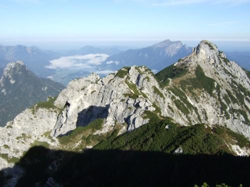 Foto: hofchri / Wander Tour / Rettenkogel & Bergwerkskogel / die Gratwanderung vom Rettenkogel zum Bergwerkskogel / 12.10.2009 19:49:45