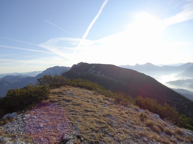 Foto: Günter Siegl / Wandertour / Überschreitung des Sengsengebirges von Windischgarsten nach Klaus / Zum Hochsengs / 22.11.2011 17:19:32