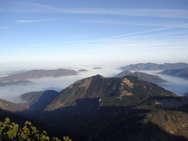 Foto: Günter Siegl / Wandertour / Überschreitung des Sengsengebirges von Windischgarsten nach Klaus / 22.11.2011 17:19:20