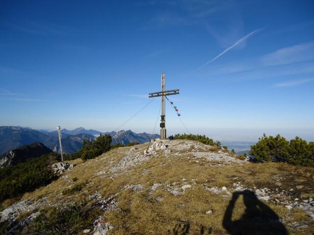 Foto: Günter Siegl / Wandertour / Überschreitung des Sengsengebirges von Windischgarsten nach Klaus / Schillereck / 22.11.2011 17:18:48
