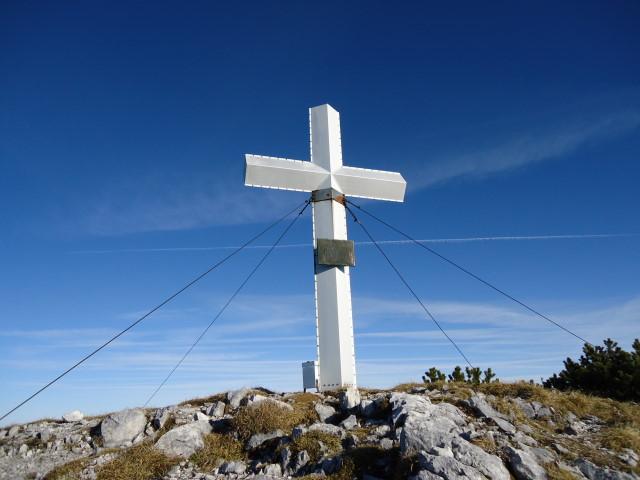 Foto: Günter Siegl / Wandertour / Überschreitung des Sengsengebirges von Windischgarsten nach Klaus / Hochsengs / 22.11.2011 17:18:17