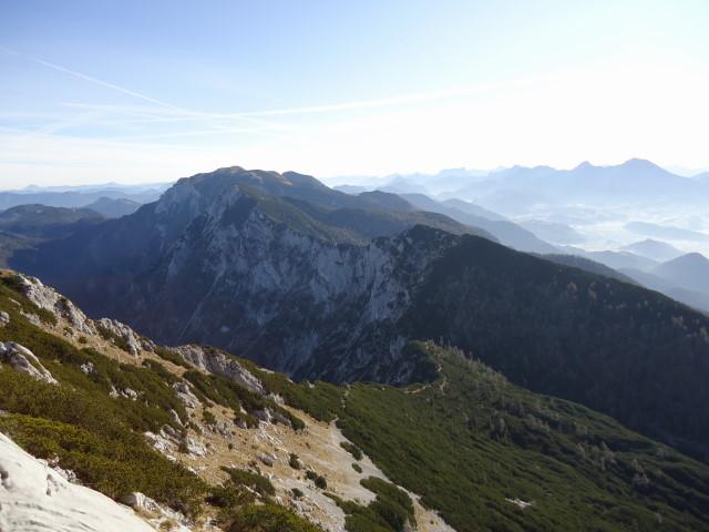 Foto: Günter Siegl / Wandertour / Überschreitung des Sengsengebirges von Windischgarsten nach Klaus / Zum Gamskogel, Größtenberg, Nock / 22.11.2011 17:18:04