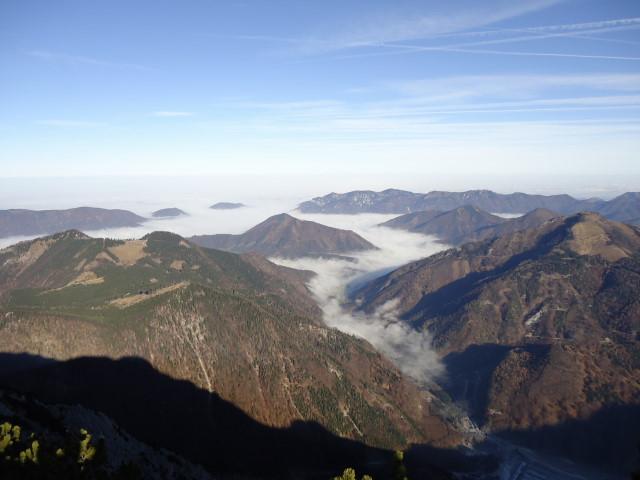Foto: Günter Siegl / Wandertour / Überschreitung des Sengsengebirges von Windischgarsten nach Klaus / 22.11.2011 17:17:32