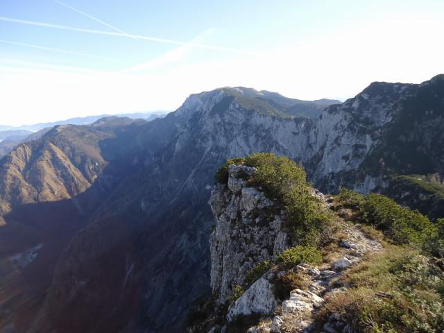 Foto: Günter Siegl / Wandertour / Überschreitung des Sengsengebirges von Windischgarsten nach Klaus / 22.11.2011 17:16:45