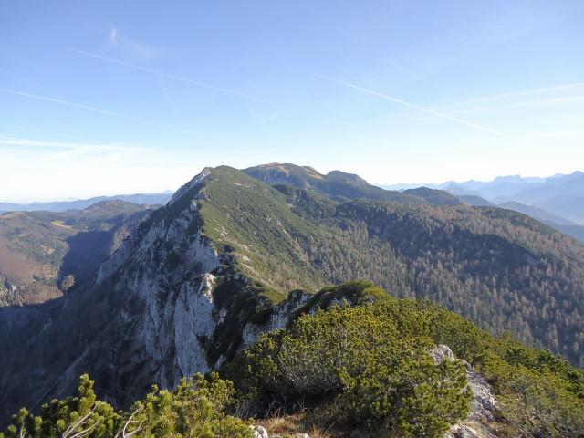 Foto: Günter Siegl / Wandertour / Überschreitung des Sengsengebirges von Windischgarsten nach Klaus / Zum Rohrauer Größtenberg / 22.11.2011 17:15:41
