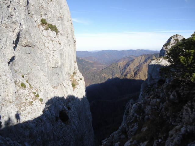 Foto: Günter Siegl / Wandertour / Überschreitung des Sengsengebirges von Windischgarsten nach Klaus / 22.11.2011 17:14:48