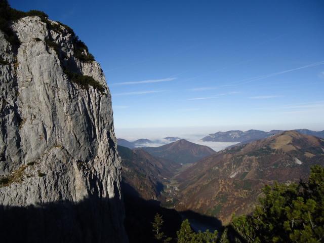 Foto: Günter Siegl / Wandertour / Überschreitung des Sengsengebirges von Windischgarsten nach Klaus / 22.11.2011 17:14:40