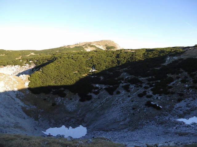 Foto: Günter Siegl / Wandertour / Überschreitung des Sengsengebirges von Windischgarsten nach Klaus / Nock / 22.11.2011 17:12:41
