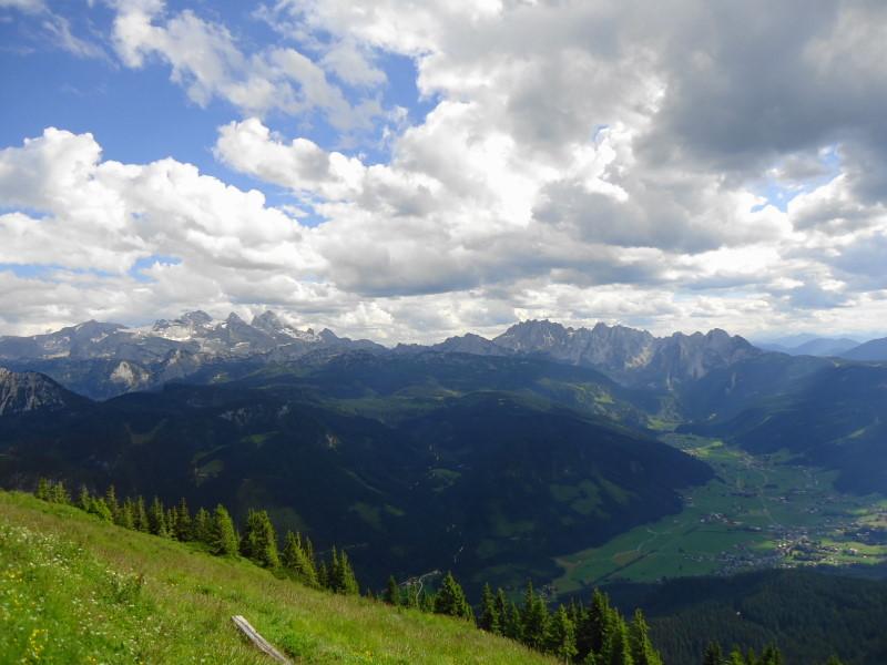 Foto: Günter Siegl / Wandertour / Kalmberge-Überschreitung / 13.07.2014 14:33:00
