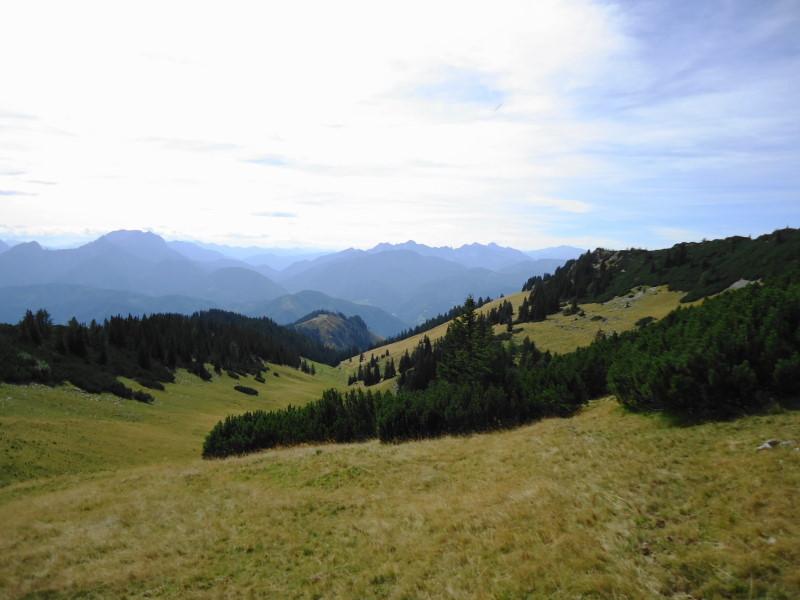 Foto: Günter Siegl / Wander Tour / Von Altenmarkt auf den Tanzboden / Abstieg über den Almweg / 05.11.2015 21:18:13