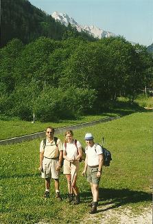 Foto: Wolfgang Dröthandl / Wander Tour / Von Weichselboden auf den Ringkamp / Abgang in Weichselboden; alle Fotos vom 22. 6. 2003 / 06.04.2011 16:08:02