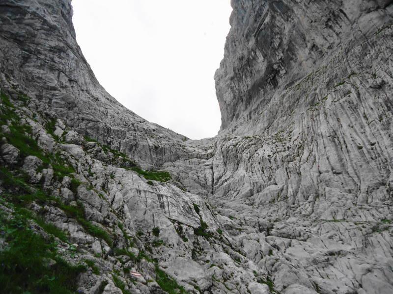 Foto: Günter Siegl / Wander Tour / Durch die Steinerne Rinne zur Vorderen und Hinteren Goinger Halt / Steinerne Rinne / 12.08.2016 12:30:05