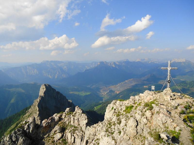 Foto: Günter Siegl / Wandertour / Wildfeld und Stadelstein - Rundwanderung / Stadelstein! / 28.07.2014 16:49:52