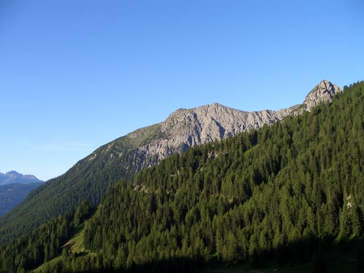 Foto: vince 51 / Wander Tour / Über die Latschenhütte auf die Vordere Platteinspitze / der Laggers, über den der Imster Höhenweg führt (nicht verwechseln mit dem Imster Klettersteig!!) / 31.07.2009 23:38:44