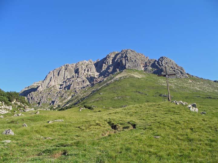 Foto: vince 51 / Wander Tour / Über die Latschenhütte auf die Vordere Platteinspitze / vord.Platteispitze von den Platteinwiesen / 31.07.2009 23:34:25