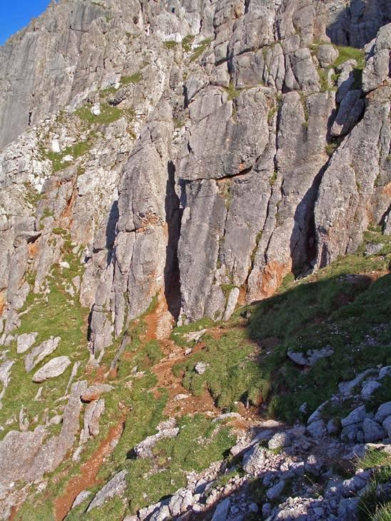 Foto: vince 51 / Wander Tour / Über die Latschenhütte auf die Vordere Platteinspitze / da musst du durch / 31.07.2009 23:32:29